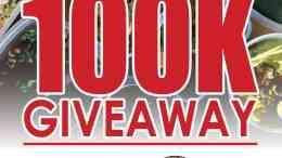 100k giveaway details - meal prep on fleek