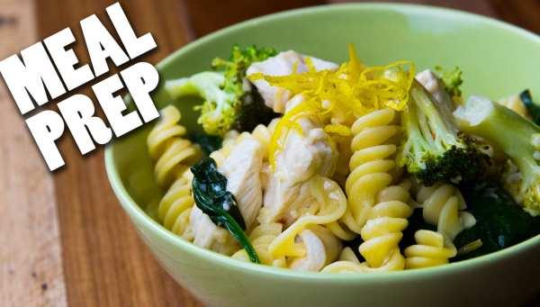 20 minute meal prep