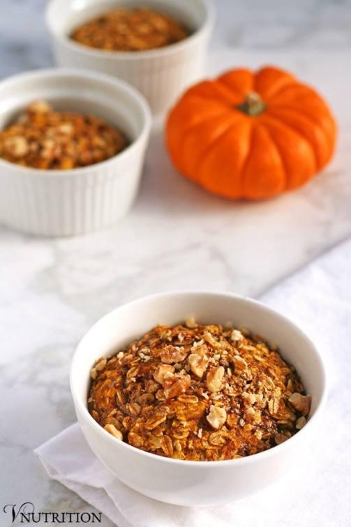 vegan-baked-pumpkin-oatmeal-2
