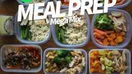 meal prep mega mix spotify playlisst
