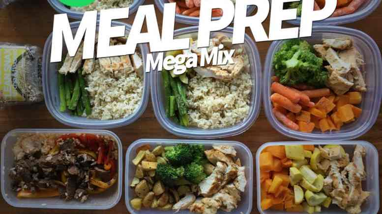 meal prep mega mix spotify playlisst