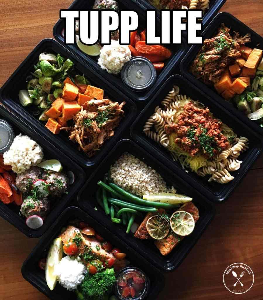 tupp life