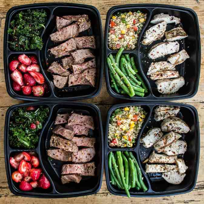 Meal Prep Containers - Meal Prep on Fleek™