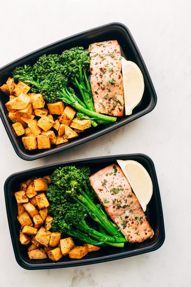Quick and easy healthy meal prep