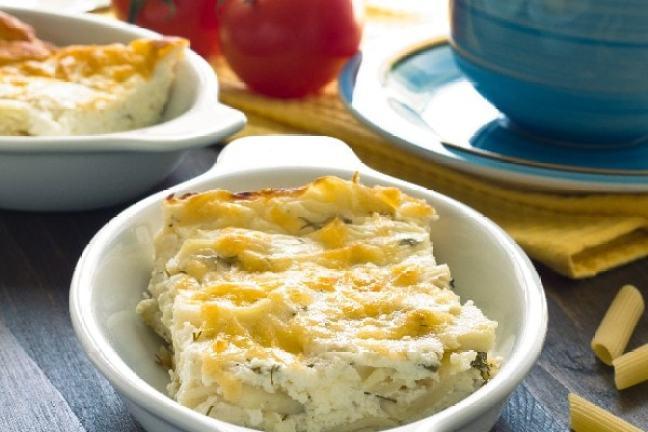 Cheesy Potato Breakfast Recipe