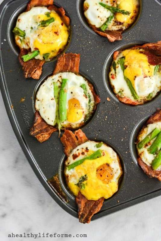 paleo and whole30 egg cups