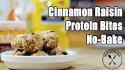 Cinnamon Raisin Energy Bites recipe