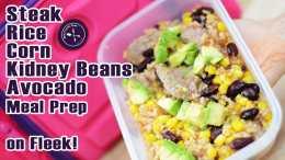 One Pan Southwestern Meal Prep