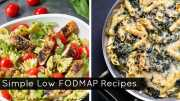 eating with IBS - Fodmap recipes