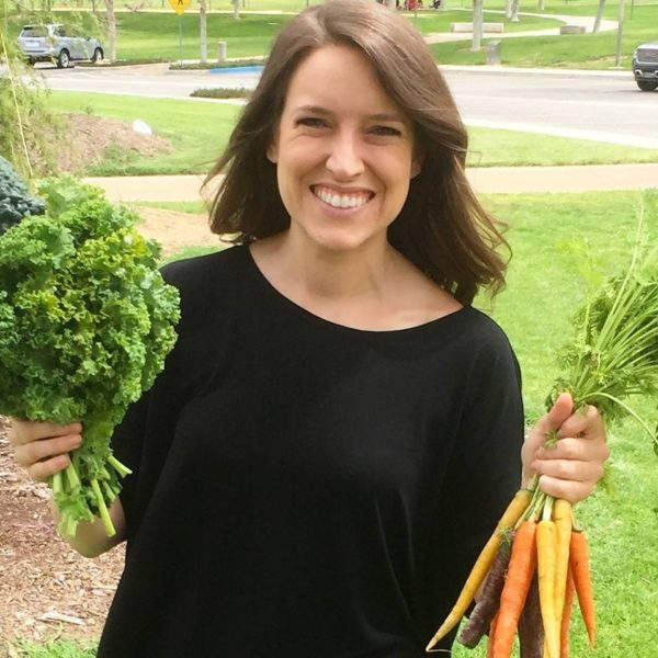 Danica from Kale and Carrot Sticks