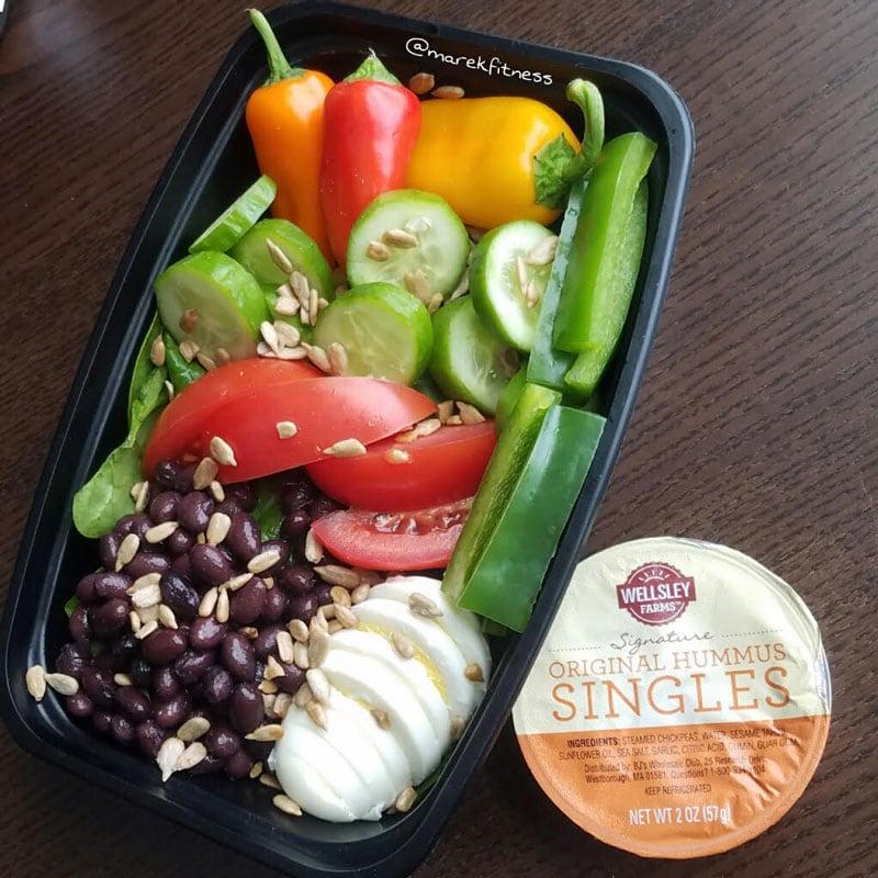 Vegan Meal Prep on Fleek
