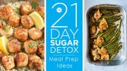 21 DSD Meal Prep Recipe Ideas
