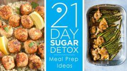 21 DSD Meal Prep Recipe Ideas