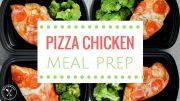 Pizza Chicken Meal Prep Recipe