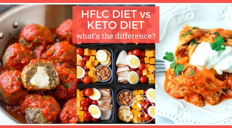 HFLC Diet vs. Keto Diet -What's The Difference