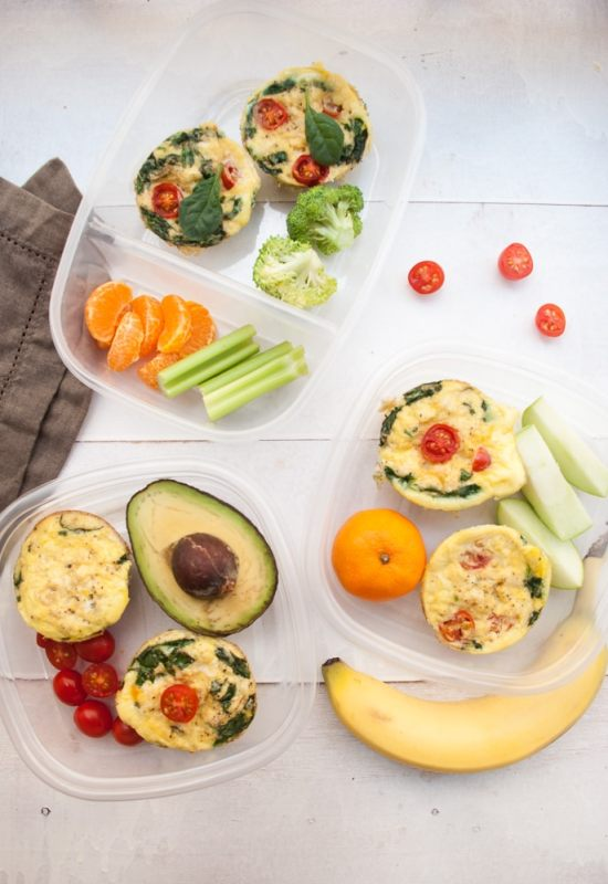 High Protein Breakfast Egg Muffin Meal Prep Meal Prep On