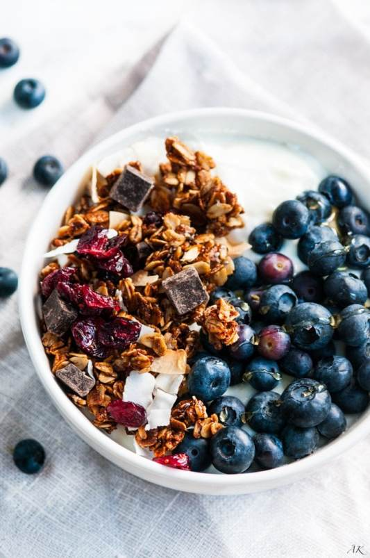 Dark-Chocolate-Cherry-Granola-6