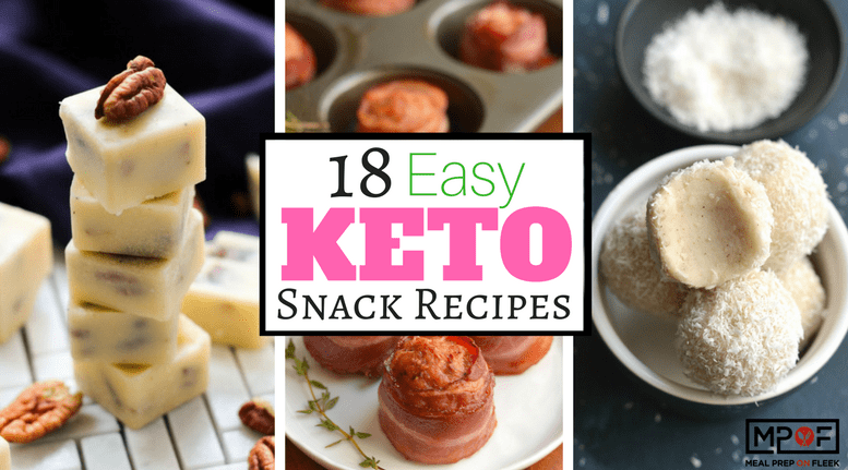18 easy keto snack recipes meal prep on fleek forumfinder Image collections