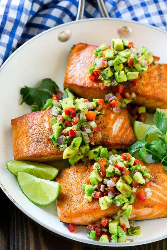35 Simple Salmon Meal Prep Recipes Meal Prep On Fleek