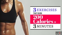 3 Exercises That Burn 200 Calories in Less Than 3 Minutes