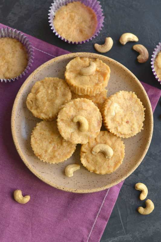 Keto Cashew Cheesecake Bites