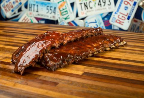 Snoop Dogg's Baby Back Rib Recipe