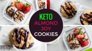 Keto Almond Joy Cookies blog