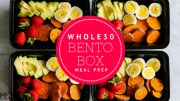 Whole30 Bento Box Meal Prepblog