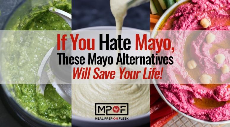 Mayo alternatives