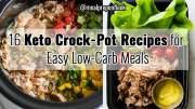 keto crock pot recipes