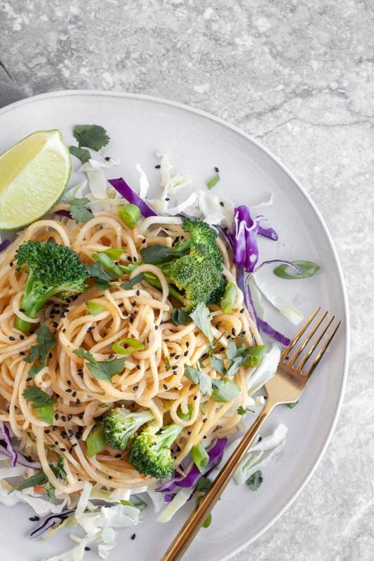 "Thai Chili Garlic""Noodles"""
