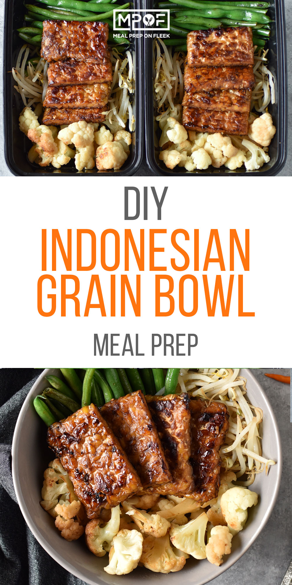 Indonesian Grain Bowl