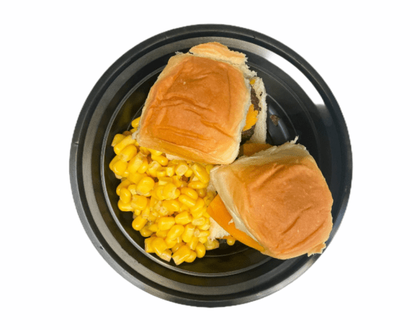 Mini Cheese Beef Sliders