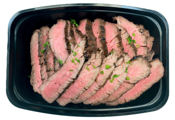 Meal Prep Grilled Flank Steak