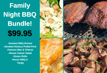Family Night BBQ Bundle