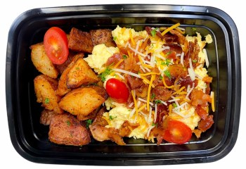 The Works BACON Breakfast Bowl