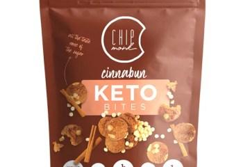 Keto Cookie Bites - CINNABON