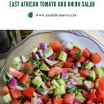 kacumbari (east african tomato and onion salad)