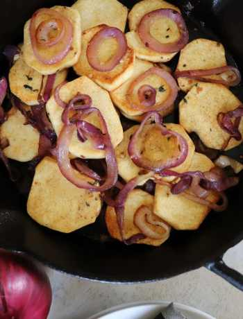 baked yams