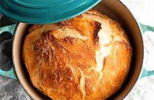 أفضل طريقة لتحضير خبز المخابز في البيت