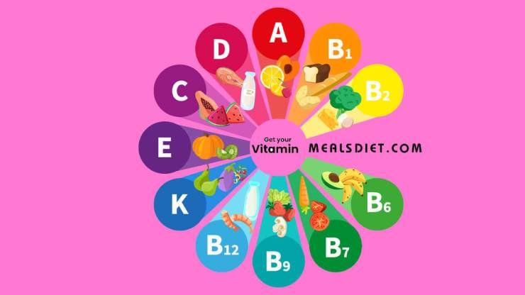 فيتامينات VITAMINE