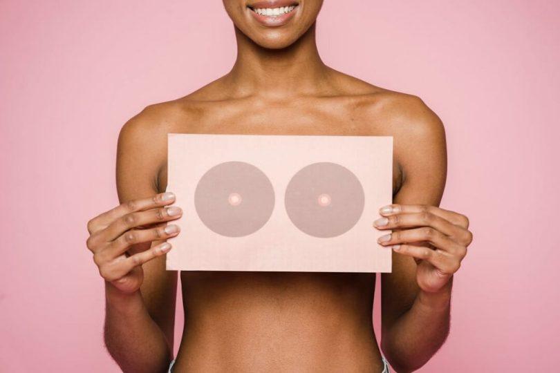 زيادة حجم الثدي
