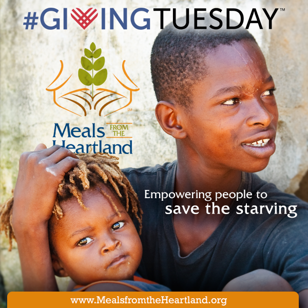 givingtuesday opportunity to give back after thanksgiving