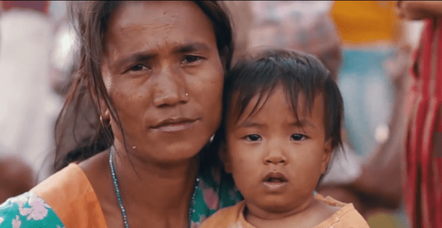 disaster relief, earthquake in nepal, convoy of hope, meals from the heartland, feed the starving