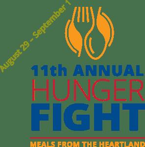 11th Annual Hunger Fight - August 29 – September 1