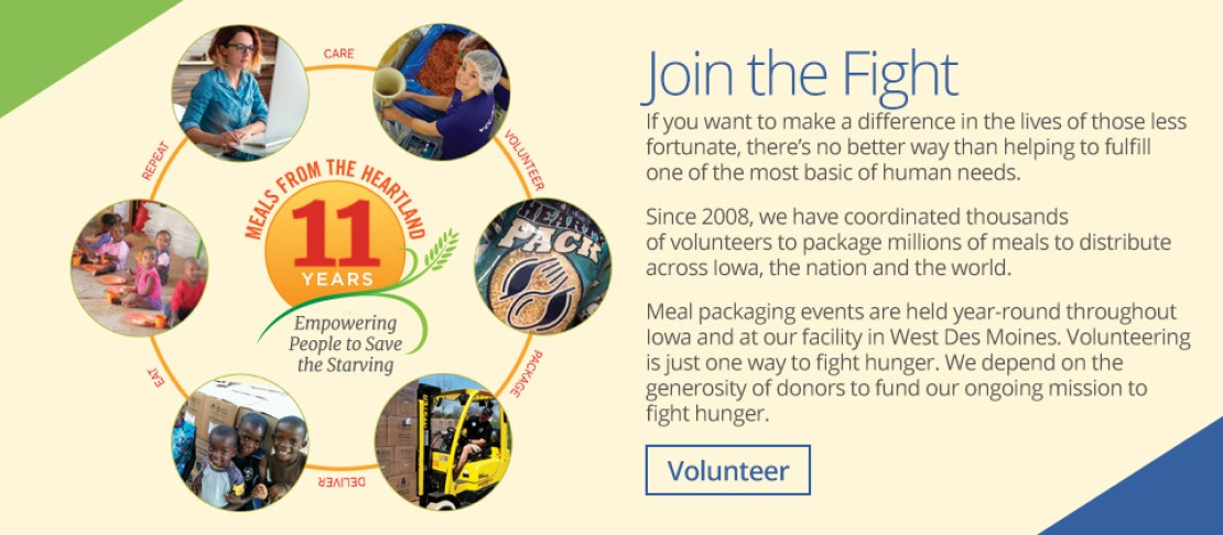Join the Fight - Volunteer