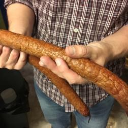 So much summer sausage