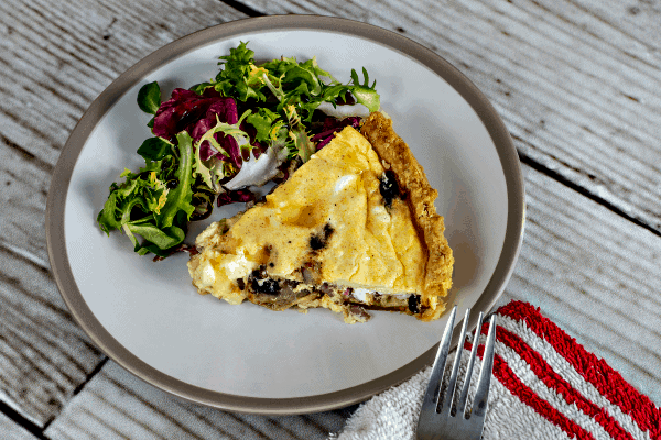 "Quiche Demystified – An Easy and Impressive Quiche ""How to"""