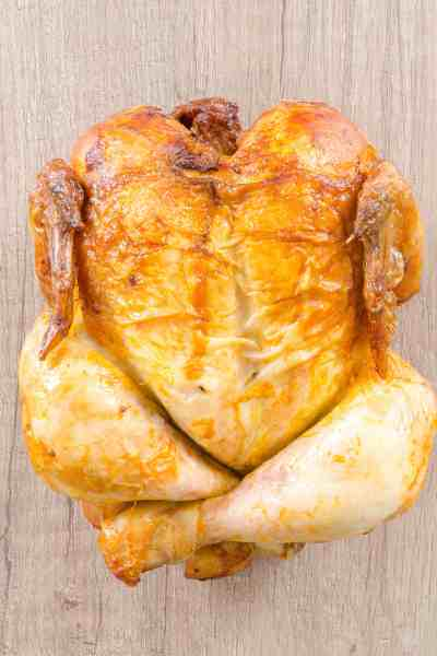 Instant Pot    Roasted Whole Chicken Recipe