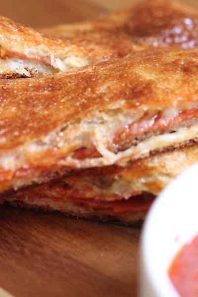 Pepperoni Stick Recipe – Easy Pepperoni Pizza Bread Appetizer